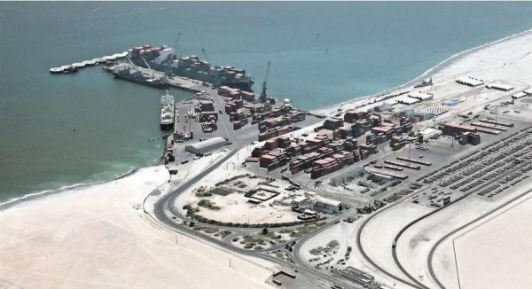 Foto El Mercurio de Antofagasta. Puerto de la ciudad de Antofagasta en Chile.